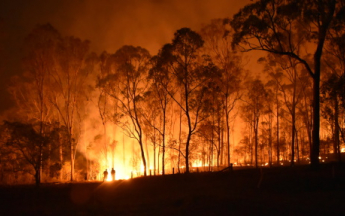 Australie - Incendies