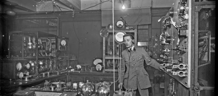 Il y a 100 ans, la tour Eiffel émettait ces 1ers radio-télégrammes météos